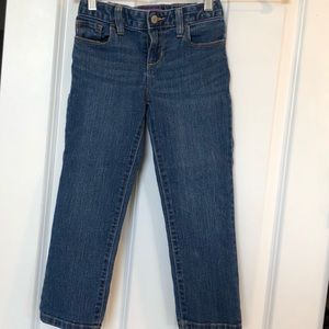 Old Navy Girls Skinny Blue Jeans